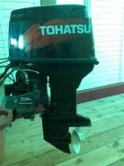 Tohatsu. 50,00л.с., 2-тактный, бензиновый, нога S (381 мм), 2009 год
