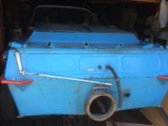 Казанка-5М2. 1997 год, длина 4,60м., двигатель стационарный, 74,00л.с., бензин