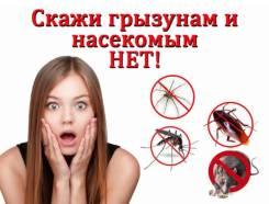 Уничтожение насекомых тараканов клопов блох крыс муравьев шершней!