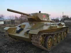 БАТ-М. Макет Т 34-76