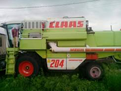 Claas Mega. Комбайн зеноуборочный Class