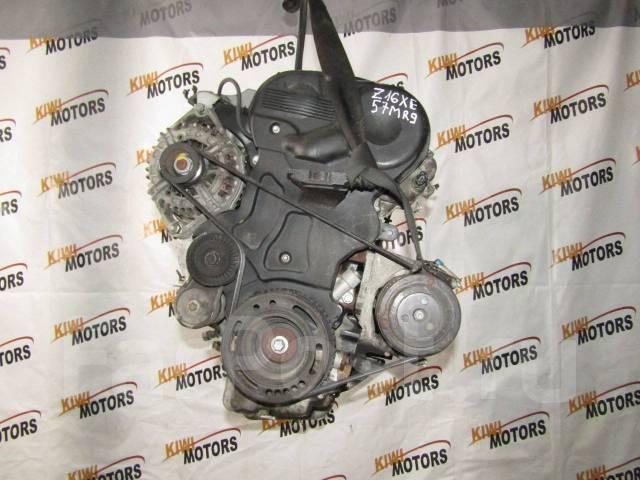 Двигатель Опель Астра g 1.6 i Z16XE
