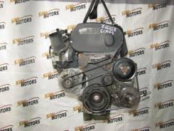 Контрактный двигатель Z16XER Опель Астра Зафира 2006-2012 1,6 i