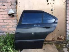 Дверь задняя левая BMW E36