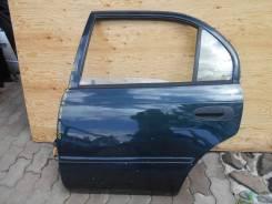 Продам дверь заднюю левую для Toyota Corolla #E10# 91-02