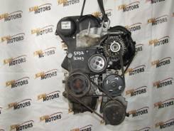 Контрактный двигатель Форд Фокус 2 Фиеста Фьюжн SHDA SHDB 100 л. с 1,6i