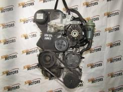 Контрактный двигатель Ford C-MAX Focus 1.6 i HWDA HWDB 100 л. с.