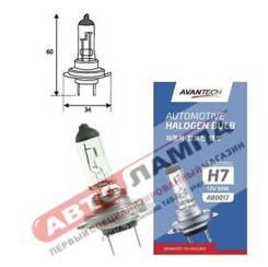 Галогенная лампа Корея Avantech H7 12V 55W Standard PX26d AB0017