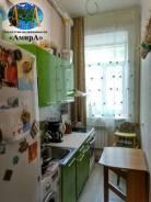 2-комнатная, улица Приморская 10. Чуркин, агентство, 33,1кв.м.