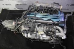 Двигатель в сборе. Toyota Aristo, JZS147, JZS147E, JZS160, JZS161, UZS143, UZS143E 1UZFE, 2JZGE, 2JZGTE