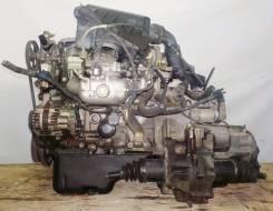 Двигатель с КПП, Honda D13B - 6070740 AT M7CA FF GA3