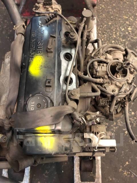 Двигатель Mitsubishi 4g93 карбюраторный