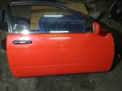 Дверь передняя правая Голая Toyota cynos el44 5efhe 5efe