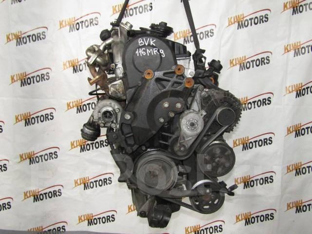 Контрактный двигатель VW Sharan Seat Alhambra Ford Galaxy 1.9 TDI BVK