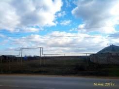Продаётся земельный участок Республика Крым, Сакский район, 18 соток. 1 800кв.м., собственность, электричество, вода