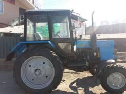 ЕлАЗ Беларус-82. Трактор, 81 л.с.