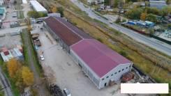 Аренда базы с жд тупиком, складскими, и офисными помещениями. 2 038,2кв.м., улица Зелёная 8д, р-н Железнодорожный