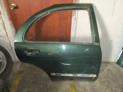 Дверь Nissan Almera N15 1996 CD20 прав. зад.