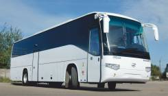 Higer KLQ6119TQ. Higer KLQ 6119 TQ, 55 мест, туристический автобус, 55 мест