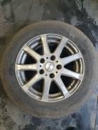 Комплек колес и комплект литья noah
