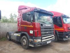 Scania R114. Продается седельный тягач Скания, 10 640куб. см., 4x2
