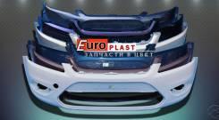 Передний бампер Форд Фокус 2 Рестайлинг