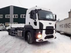 Hiab. Погрузчик крюковой 20t (Ford Cargo 2533)
