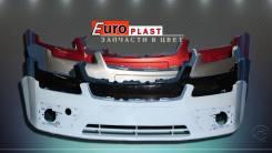 Передний бампер Форд Фокус 2 2005-2008г