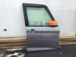 Дверь передняя правая на Mitsubishi EK Custom 2019 год Active GEAR