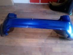 Бампер задний Kia Rio 10-14 г. в. новый, синий WGM