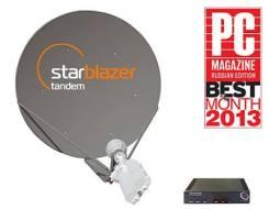 Спутниковый интернет для частного дома