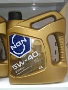 NGN. 5W-40, полусинтетическое, 4,00л.