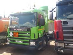 Scania P114GA. Продается седельный тягач Скания, 10 600куб. см., 4x2