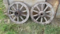 Bell. Колеса от конной телеги раритет