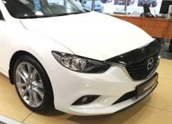 Дефлектор капота для Mazda 6 2013-2019 год