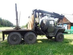 Урал 4320. Продам УРАЛ лесовоз ХТС, двигатель Камазовский 740, 13 445кг., 8 445кг.