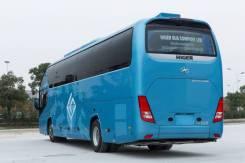 Higer KLQ6122B. Автобус Туристический (новый, 51 место), 51 место, В кредит, лизинг