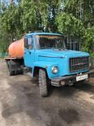 ГАЗ 3307. Продам ассенизаторскую машину ГАЗ 33307, 5 000куб. см.