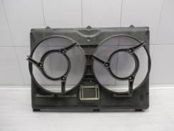 Кожух вентилятора радиатора диффузор AUDI 80 1994