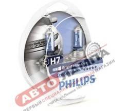 Галогенная лампа Германия Philips H7 12V 55W CrystalVision PX26d 12972CVSM