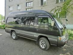 Nissan Caravan. С водителем