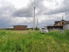 """Участок в поселке """"Наследник"""". 840кв.м., собственность, электричество, вода. Фото участка"""