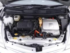 Двигатель в сборе цвет 1F7, Toyota Prius 2008 NHW20, 1Nzfxe
