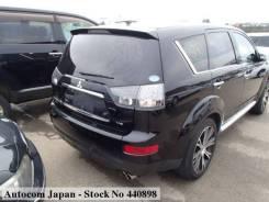Крышка багажника Mitsubishi Outlander XL 2009 [5801A524], задняя