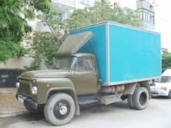 ГАЗ 53. Газ 53 фургон, 115куб. см., 4 000кг., 4x2