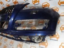 Бампер Audi Q7 2009-2015 [4L0807437H], передний