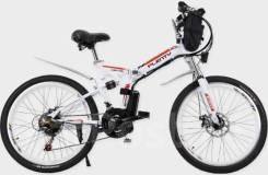 Электровелосипед Plenty складной 48V/10Ah/350W, до 60км. Под заказ