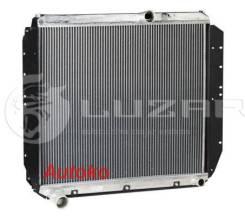 Радиатор охлаждения зил 4331 алюминиевый LUZAR