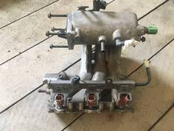 Коллектор впускной K6A-T Suzuki Jimny с инжекторами JB23