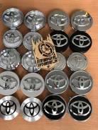 "Крышки Toyota на ЦО дисков [BaikalWheels]. Диаметр 18"", 99шт"